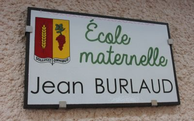 Hommage à Jean Burlaud
