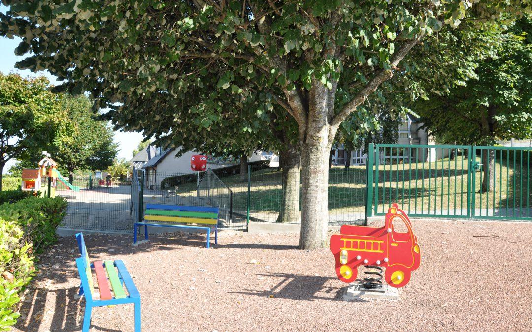 Ecole maternelle – réunion et visite
