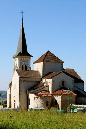 Eglise Creuzier le Vieux
