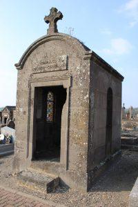 monument funeraire cornillon