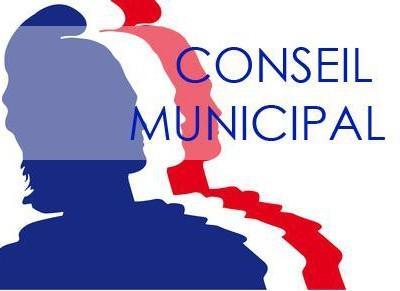 Réunion du conseil municipal
