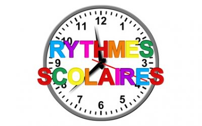 Rythmes scolaires 2018