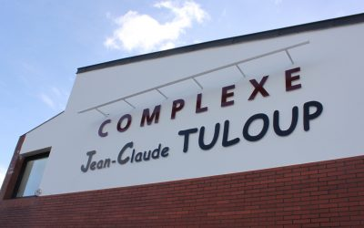 Inauguration complexe Jean Claude Tuloup