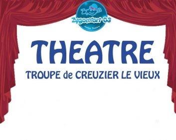Théâtre 24 et 25 mars