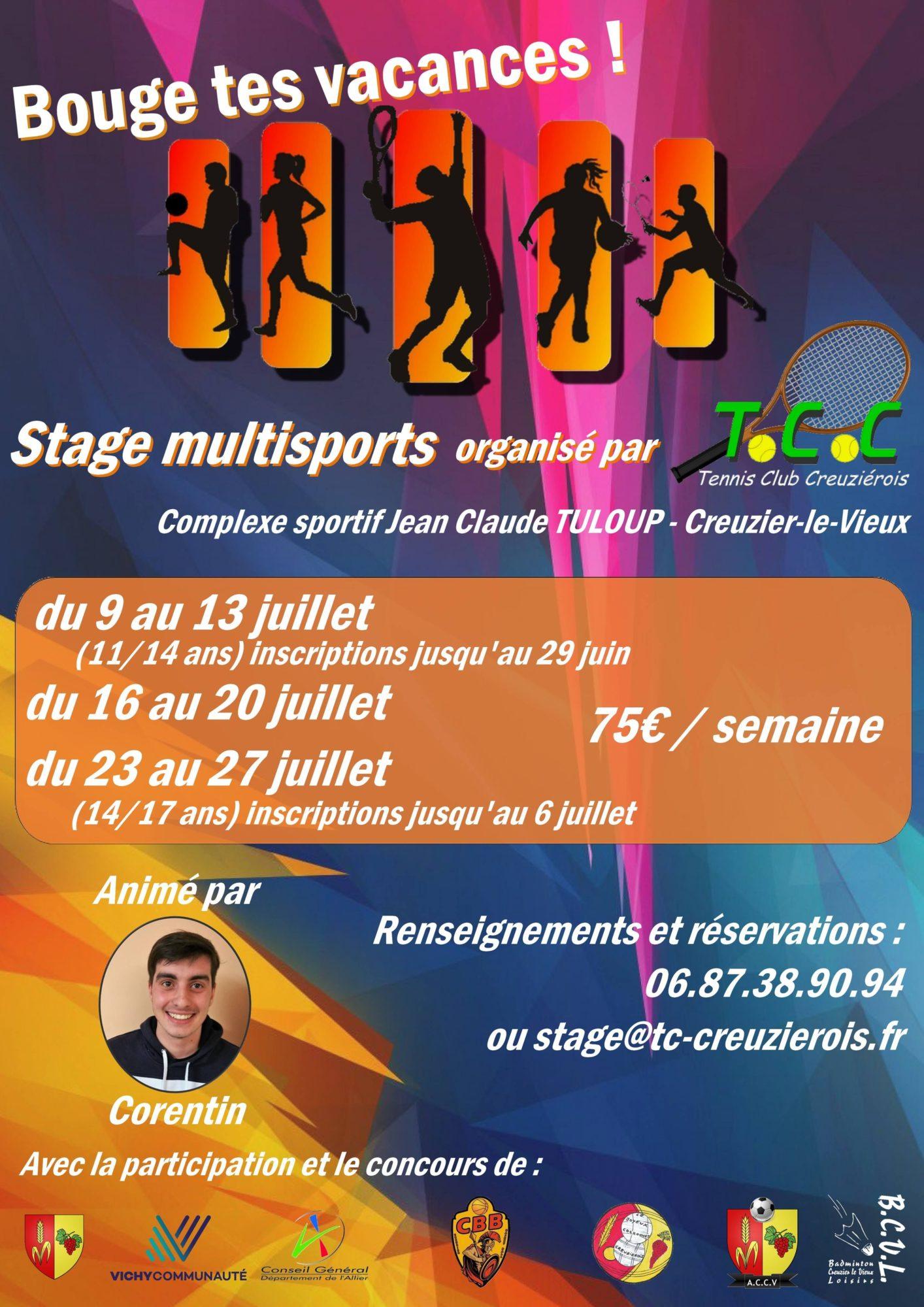 affiche stage multisports 2018 (2)