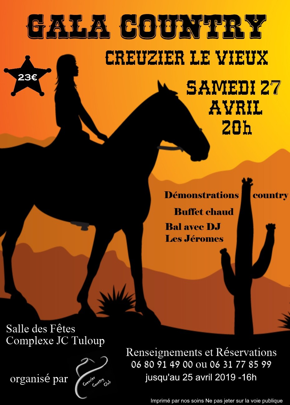 affiche gala 2019 ter