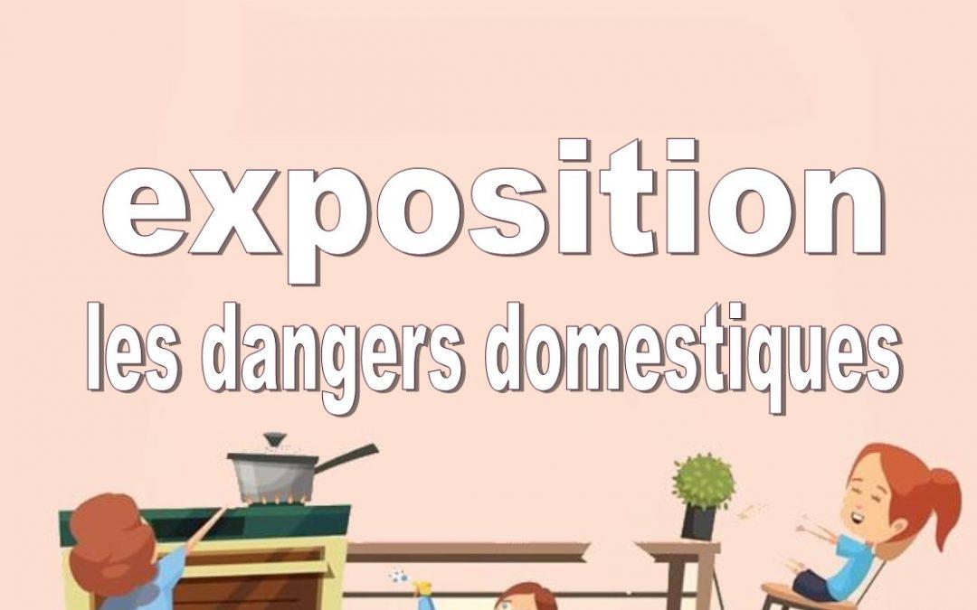 exposition «les dangers domestiques»