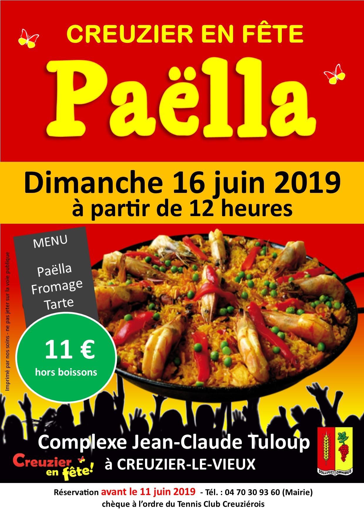 repas paella - 2
