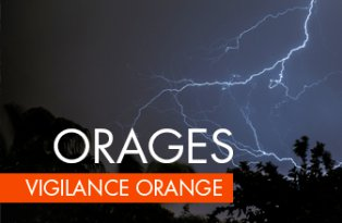 Alerte canicule et orages