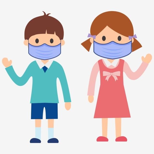 Masques pour les enfants