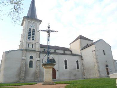 Eglise actuellement