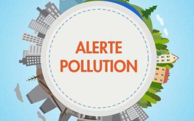 IMPORTANT : Arrêté préfectoral de pollution