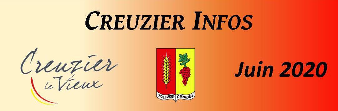 Creuzier Infos
