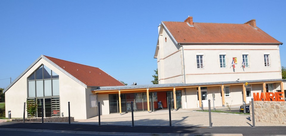 Mairie et Agence Postale