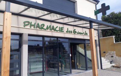 Vaccination à la Pharmacie des Guinards