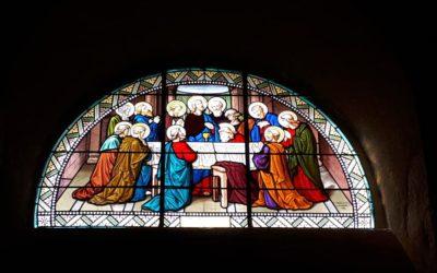 Rénovation des vitraux