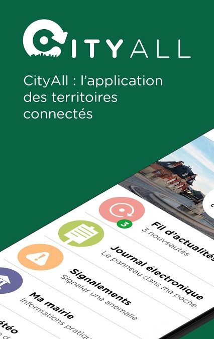 Application CityAll