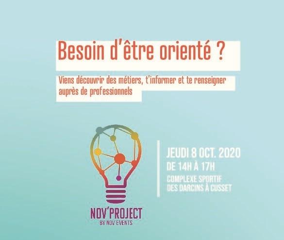 NOV'PROJECT par Nov'Events