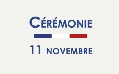 Cérémonie du 11 novembre 2020