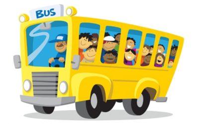 Modification arrêt de bus scolaire