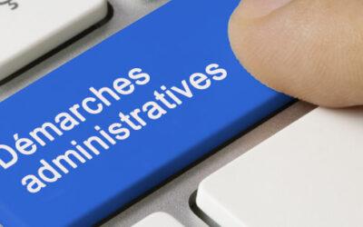 Aide aux démarches administratives